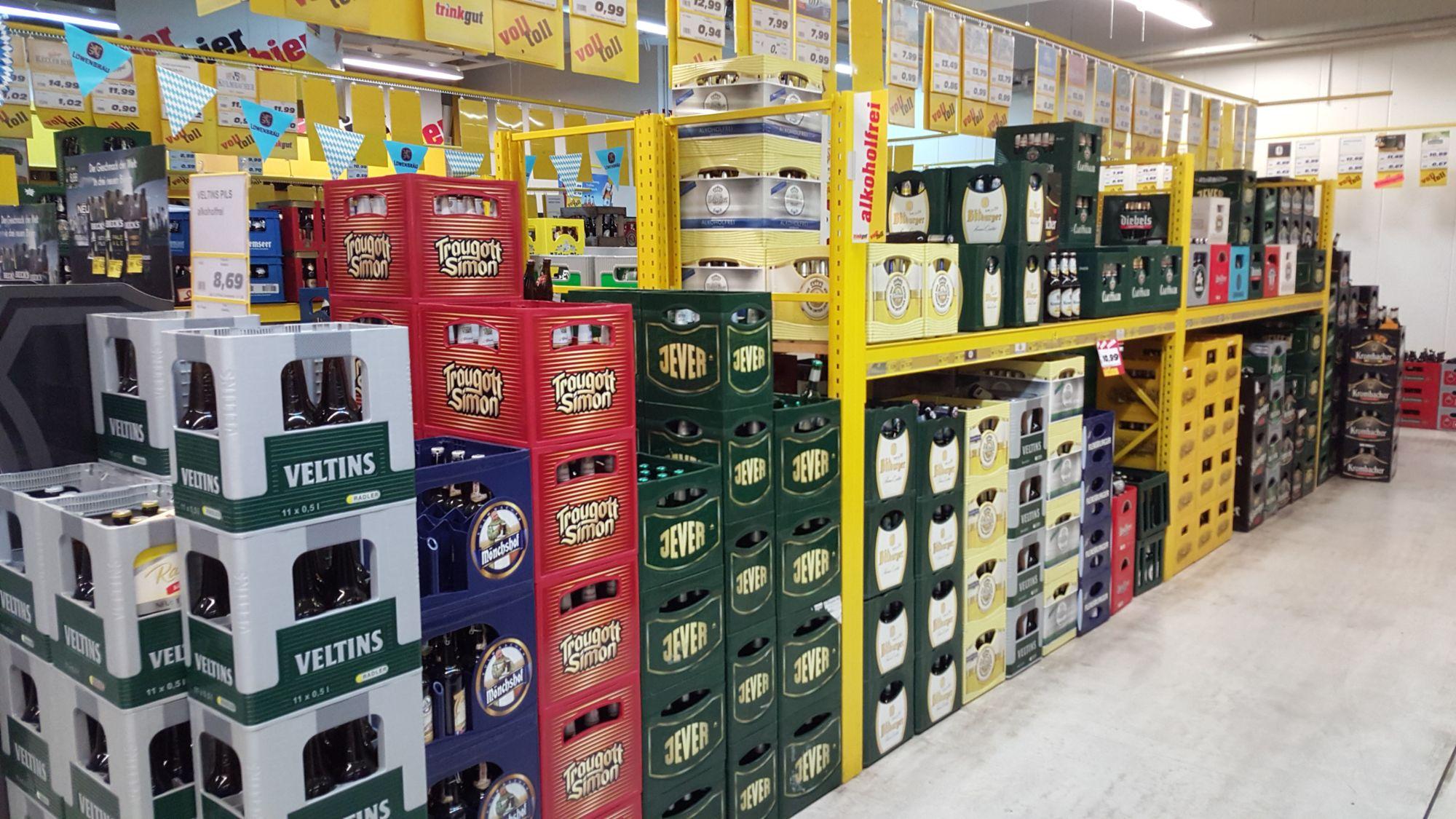 Bilder & Videos - Getränkemarkt trinkgut Hildesheim