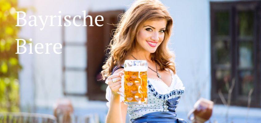 Bayrische Biere im Getränkemarkt Hildesheim