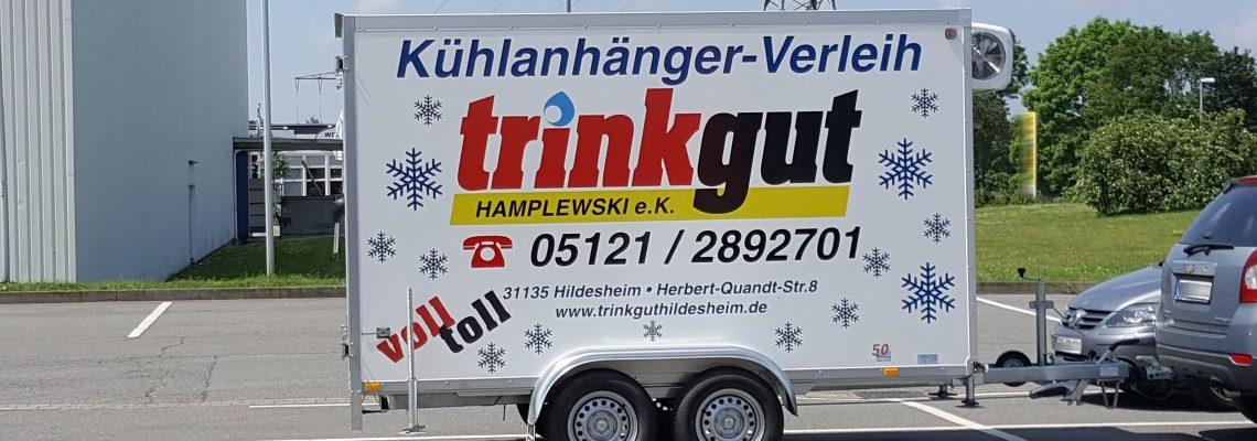 Kühlwagen/Kühlanhänger mieten in Hildesheim